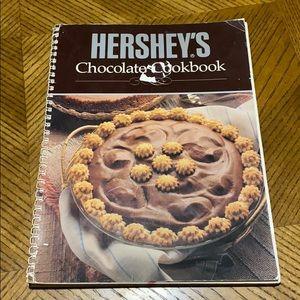 Hershey's Chocolate Cookbook (Vintage 1989)
